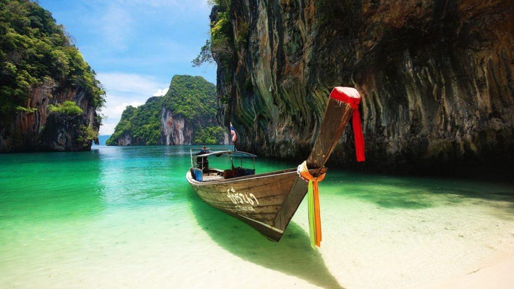 Thailanda - 7 destinatii exotice pentru vacanta de iarna