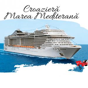 MSC Splendida – Marea Mediterana