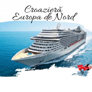 MSC Splendida – Europa de Nord