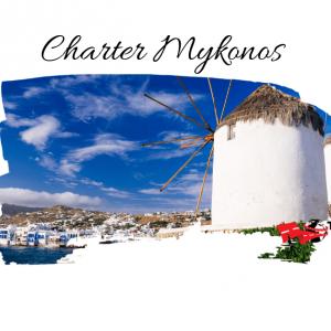 Charter Mykonos, Grecia