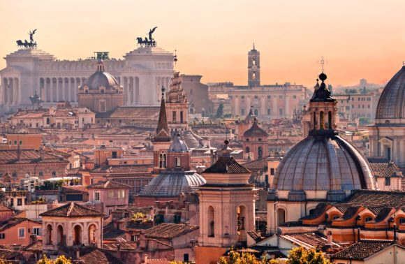 City break Roma