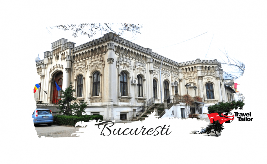 La pas prin Bucuresti (I) Str Take Ionescu – Pta Lahovary – Str Dionisie Lupu – Str Pictor Arthur Verona