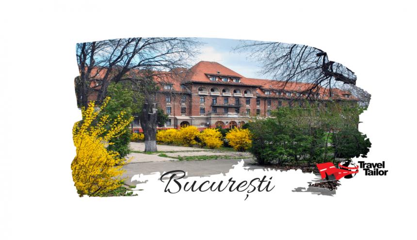 La pas prin Bucuresti (II) –  Soseaua Kisseleff intre Str Docentilor si Str Monetariei
