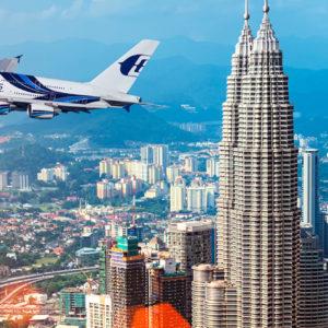 Malaysia – Singapore – avion, 10 zile