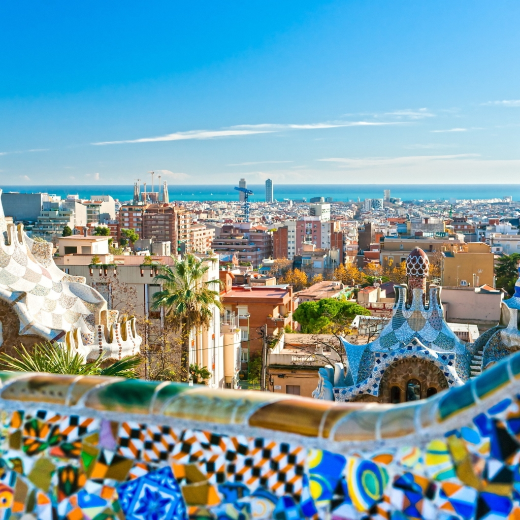 city-break-barcelona-parc-guell