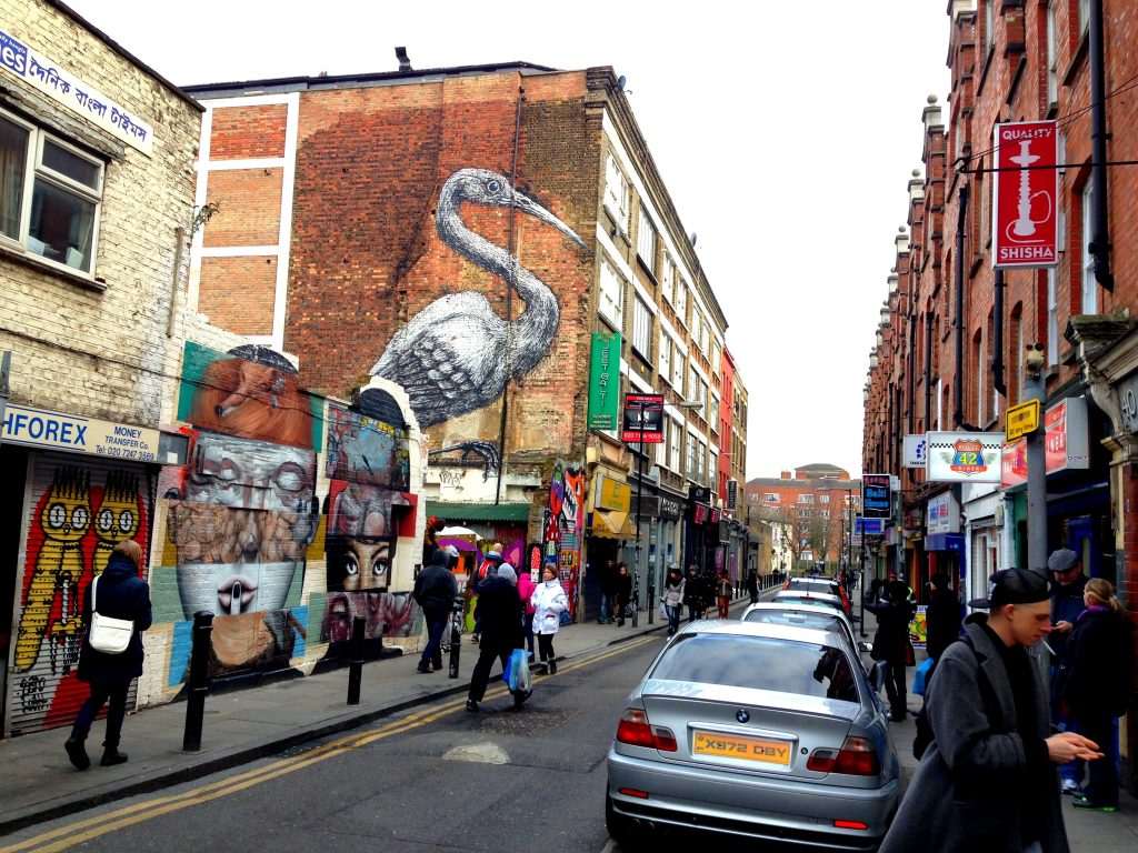 city-break-londra-brick-lane