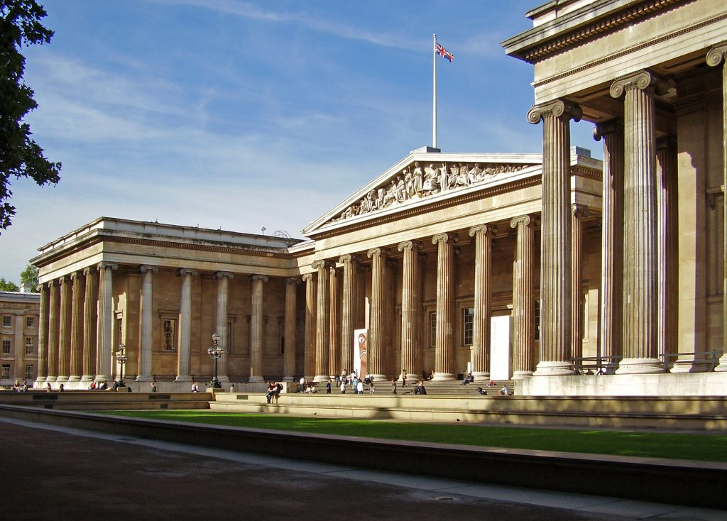 city break londra british museum