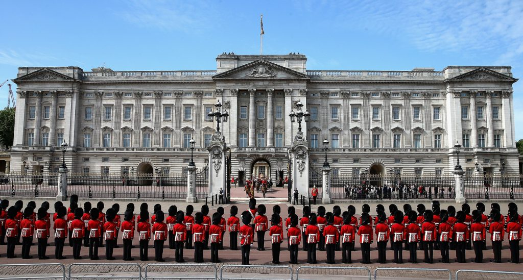 city-break-londra-buckingham-palace