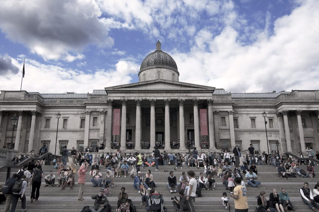 city-break-londra-national-gallery