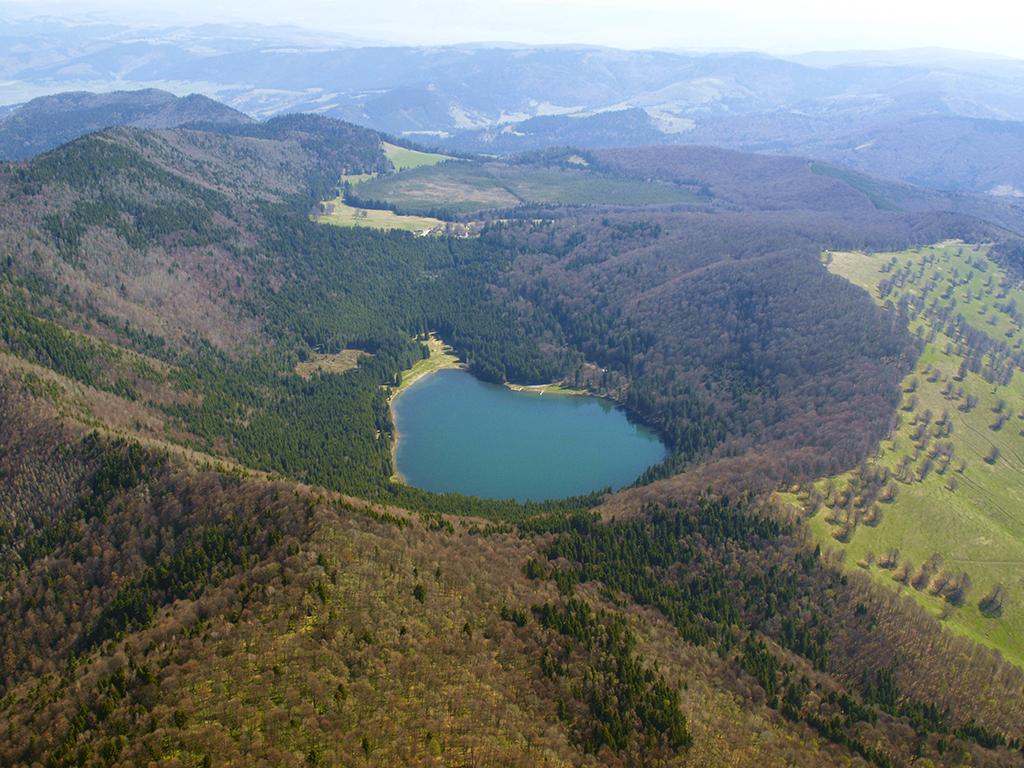 circuit lacul sfanta ana