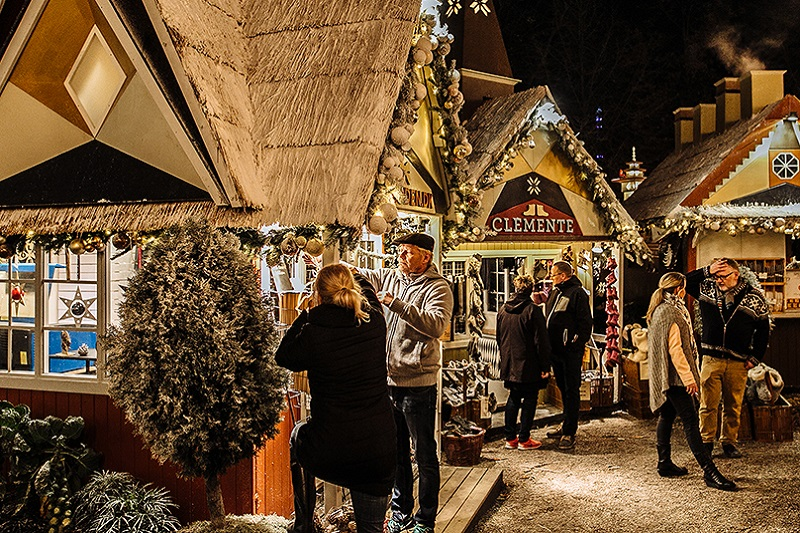 Copenhaga Christmas Market
