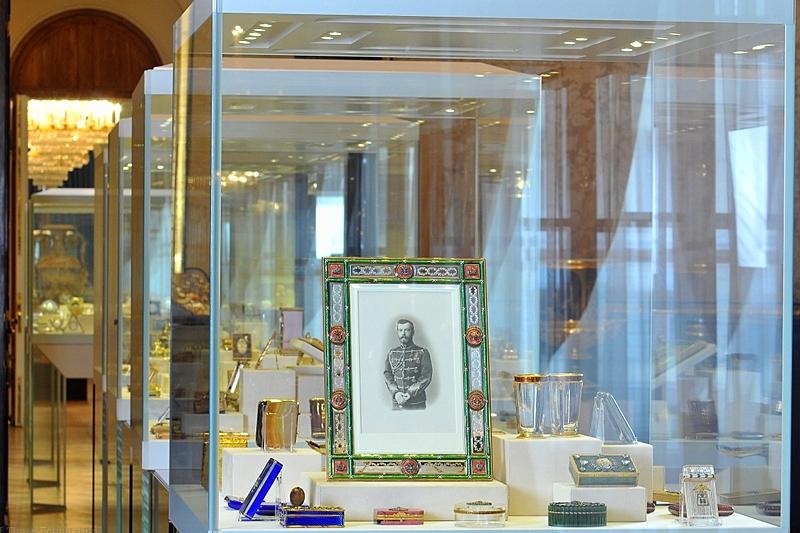 Obiective turistice Sankt Petersburg - Muzeul Faberge Sankt Petersburg