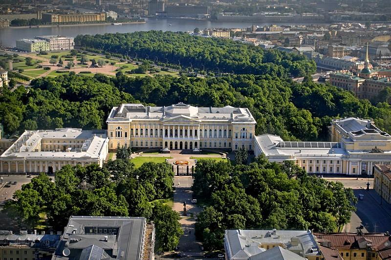 Obiective turistice Sankt Petersburg - Palatul Mikhailovskyi