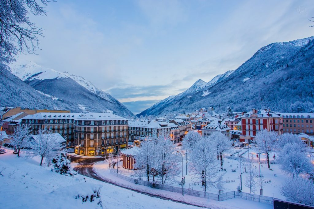 Statiune de ski Cauterets - statiuni de ski din Europa la preturi permisive
