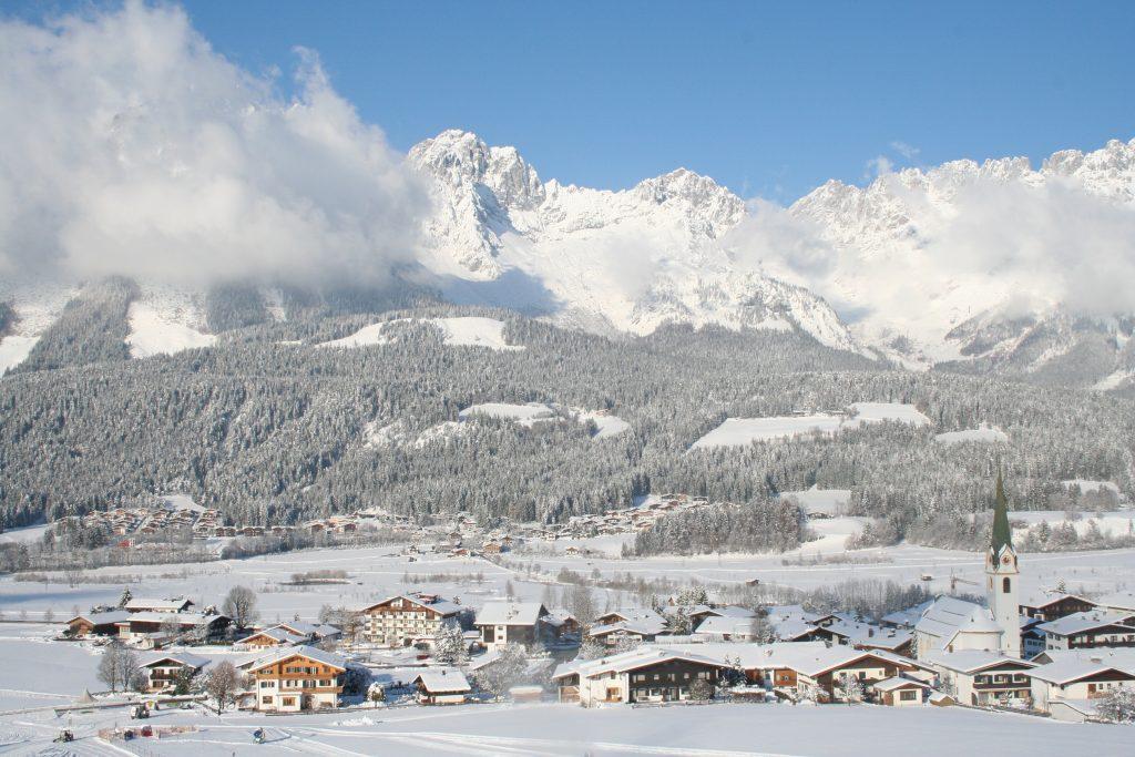 Ellmau - statiune de ski din Europa pe care ti-o poti permite