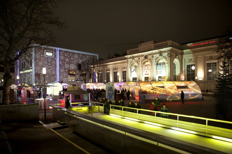 cartierul muzeelor viena