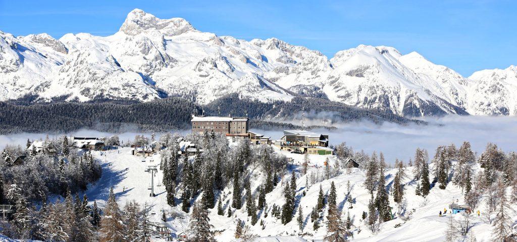 Vogel - Slovenia - statiuni de ski din Europa de Est