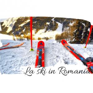 7 statiuni de ski din Romania…altele decat cele de pe Valea Prahovei