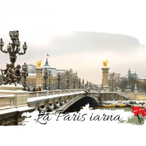 La Paris…iarna