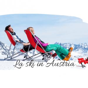 Top 6 statiuni de ski Austria