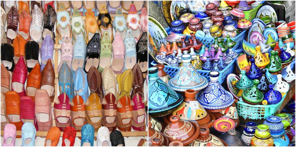 Arta marocana
