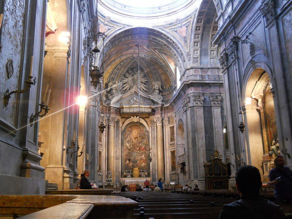 Basilica Estrella, Lisabona
