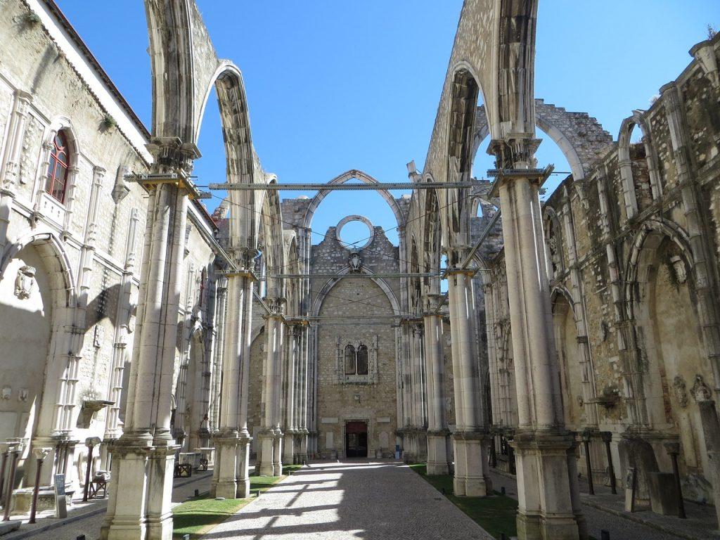 Biserica Carmo, Lisabona