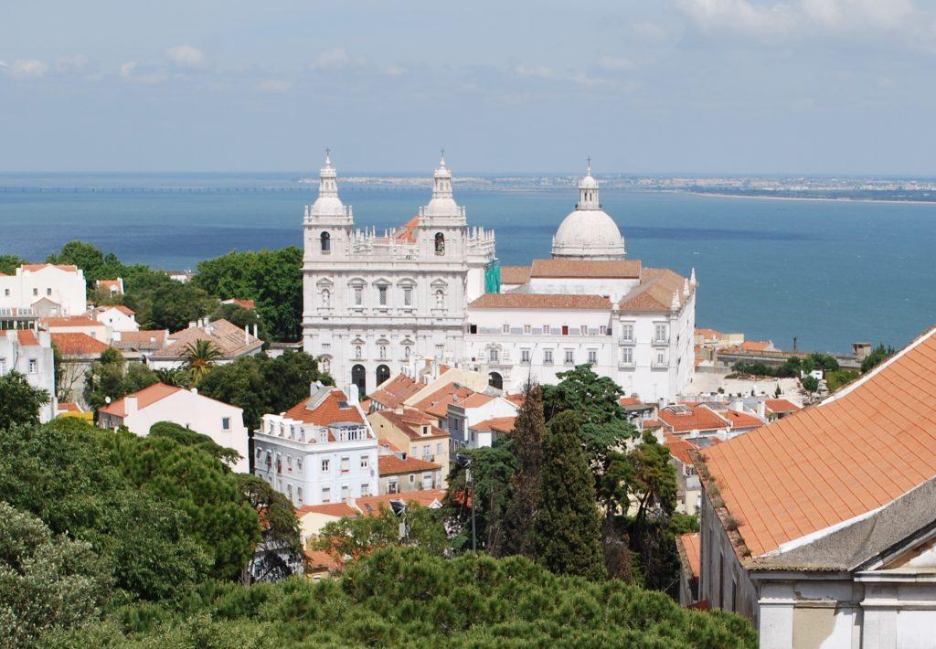 Biserica Sao Vicente, Lisabona