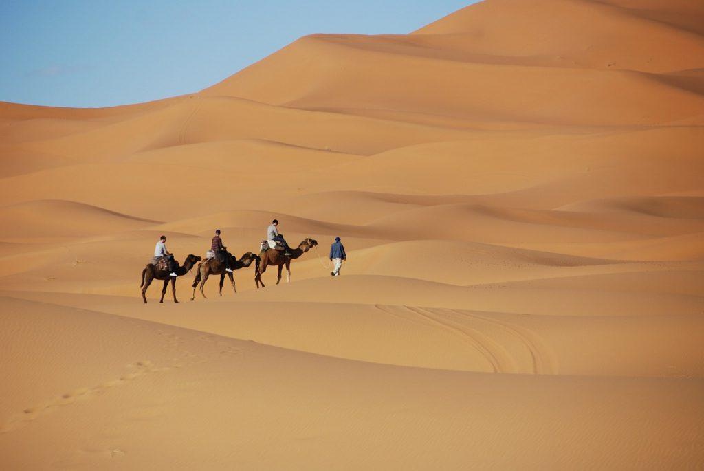 Dune de nisip Maroc
