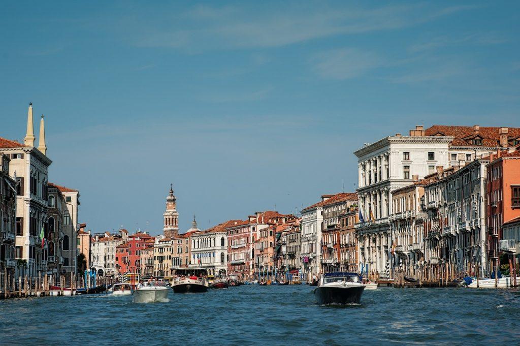 Grand Canal Venetia