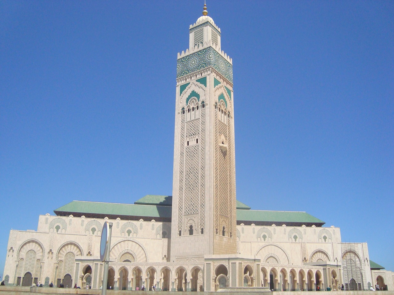 Moscheea Hassan II - Casablanca