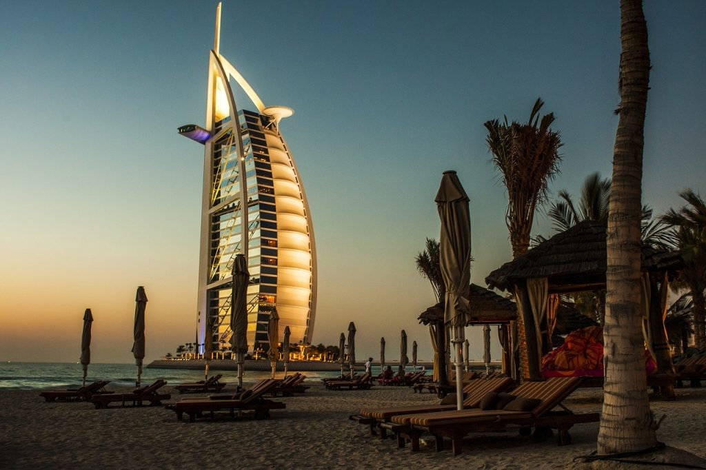 DUBAI - 7 destinatii exotice pentru vacanta de iarna
