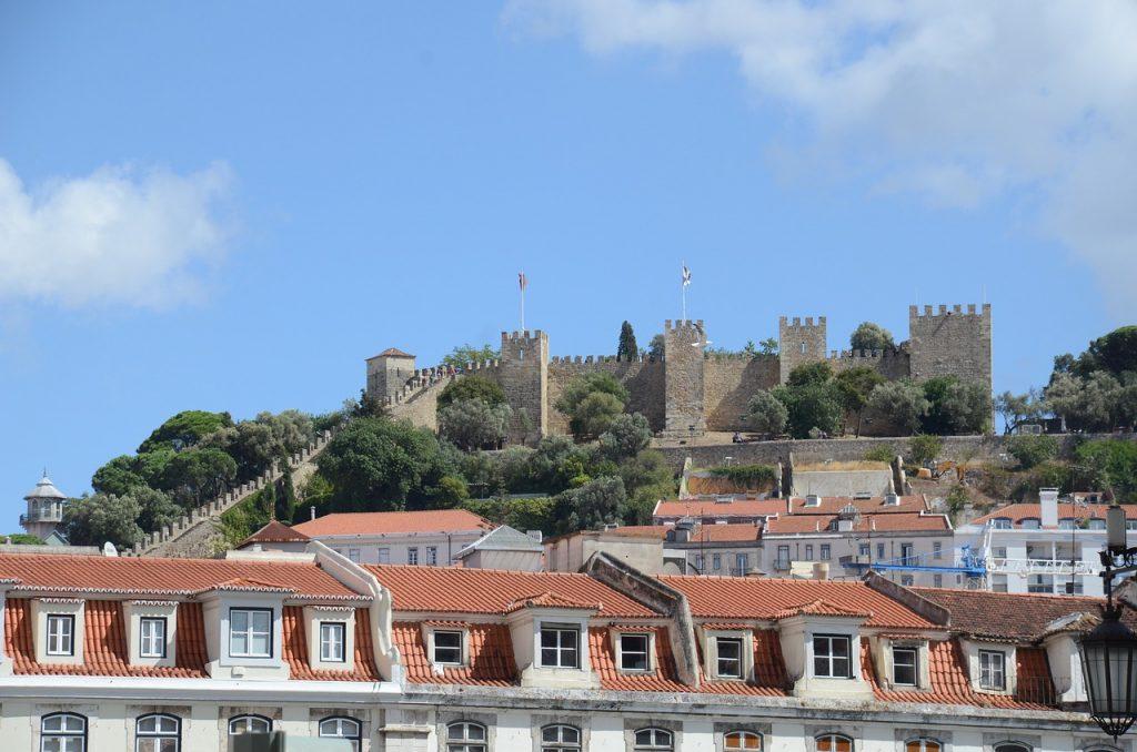 Castelul Sao Jorges, Lisabona