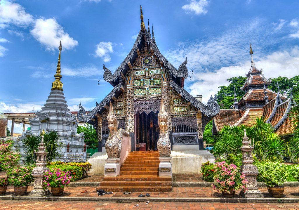 Chiang Mai, Thailanda 2017