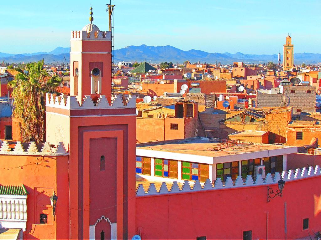 Piata Marrakech