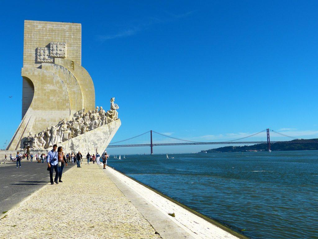 Monumentul Descoperirilor, Lisabona