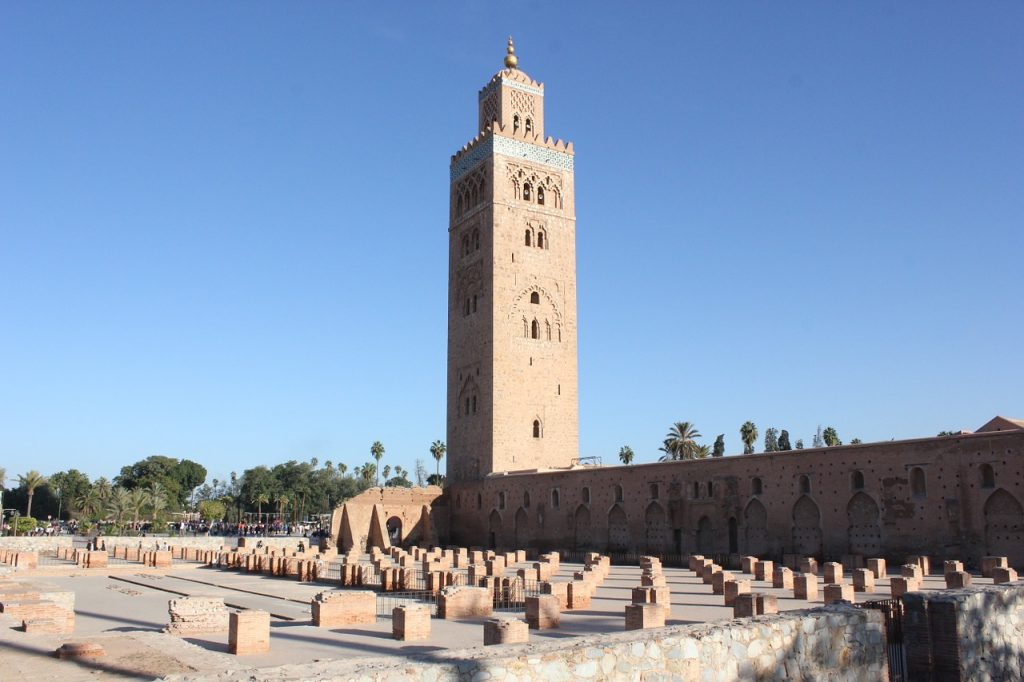 Moscheea Koutobia Marrakesh