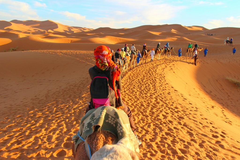 Maroc - 7 destinatii exotice pentru vacanta de iarna