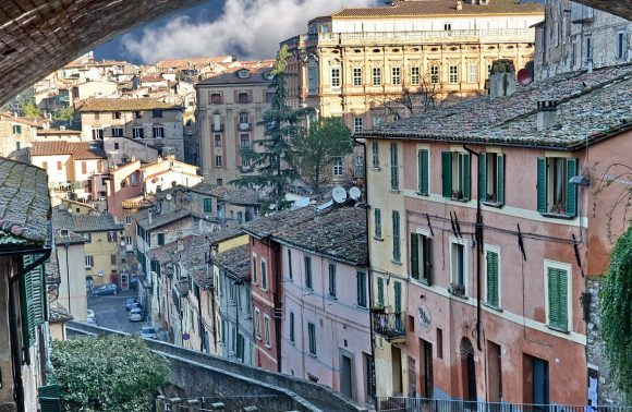 CITY BREAK PERUGIA de la 129 EURO – bilet avion si 3 nopti de cazare incluse