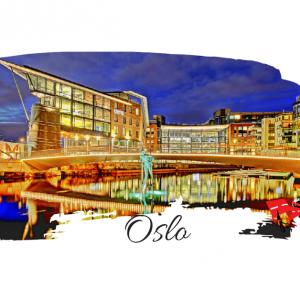 Obiective si atractii turistice Oslo – un oras surprinzator!