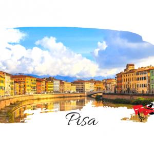 Pisa – Turnul Inclinat si alte atractii turistice