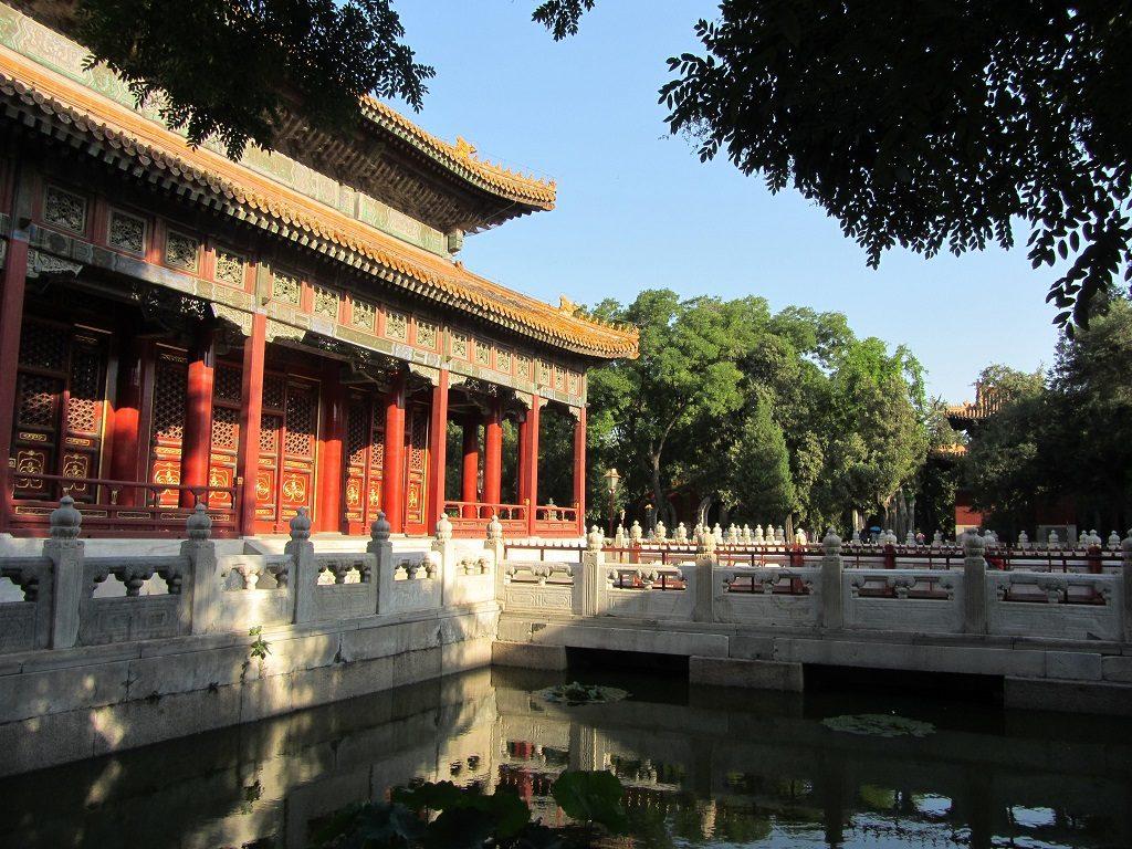 Templul lui Confucius, Beijing
