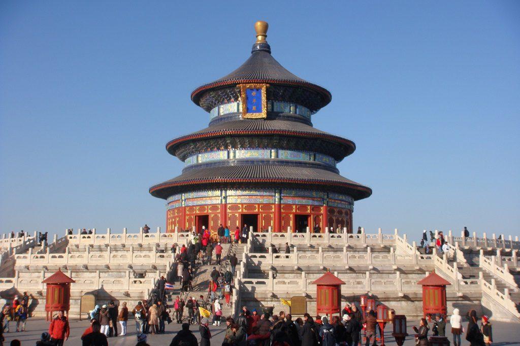 Tiantan, Beijing, China