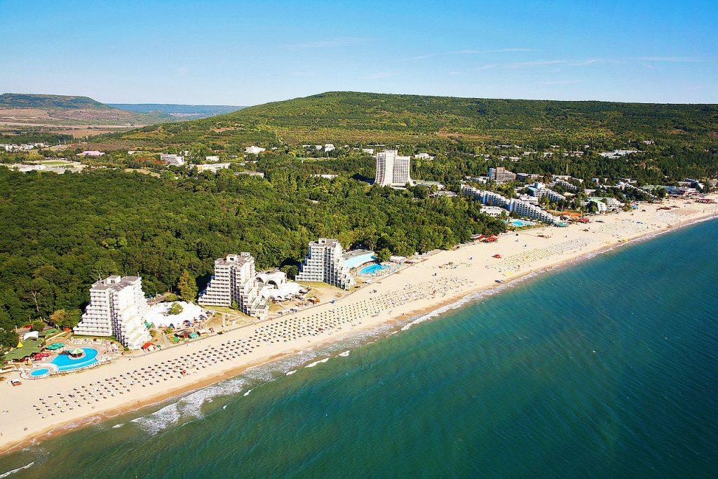 Statiunea Albena, din Bulgaria