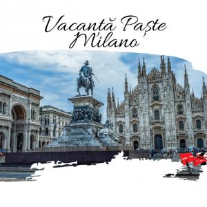 Oferta de Pasti la MILANO 2021