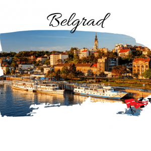 City Break Belgrad