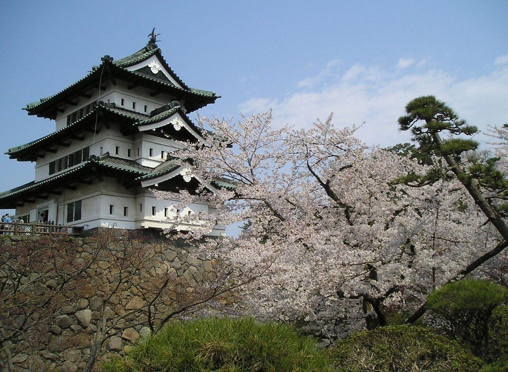 Hirosaki - festivalul ciresilor