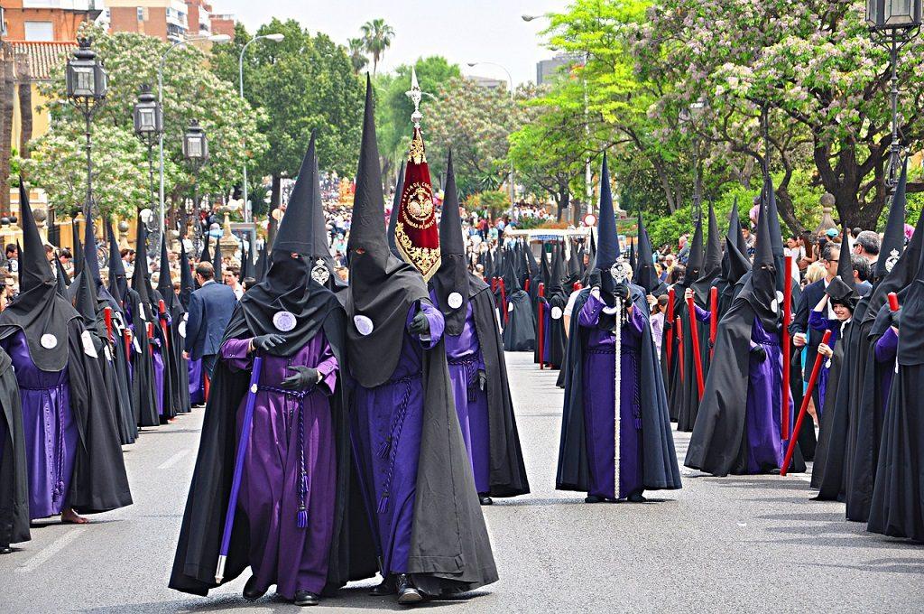 Santa Semana, Sevilla