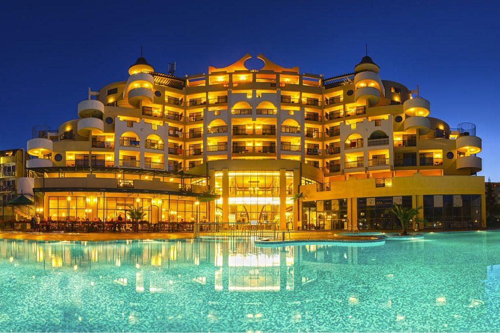 Hotel din Sunny Beach, Bulgaria