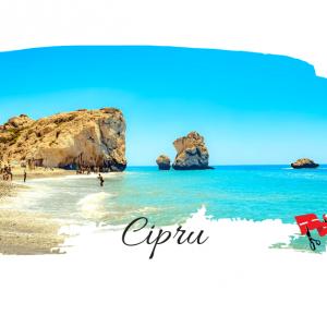 5 plaje blue flag pentru un sejur in Cipru…